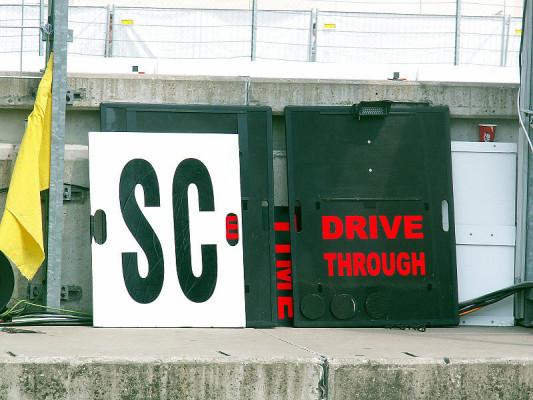 Streitthema Kollision: Comeback der Durchfahrtsstrafe