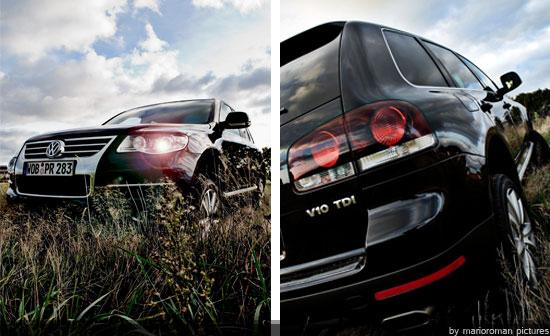 Touareg V10 TDI: Ein Diesel der besonderen Art