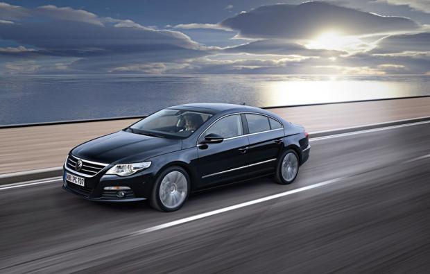 VW Passat CC: Stilvoll Reisen im etwas anderen Volkswagen