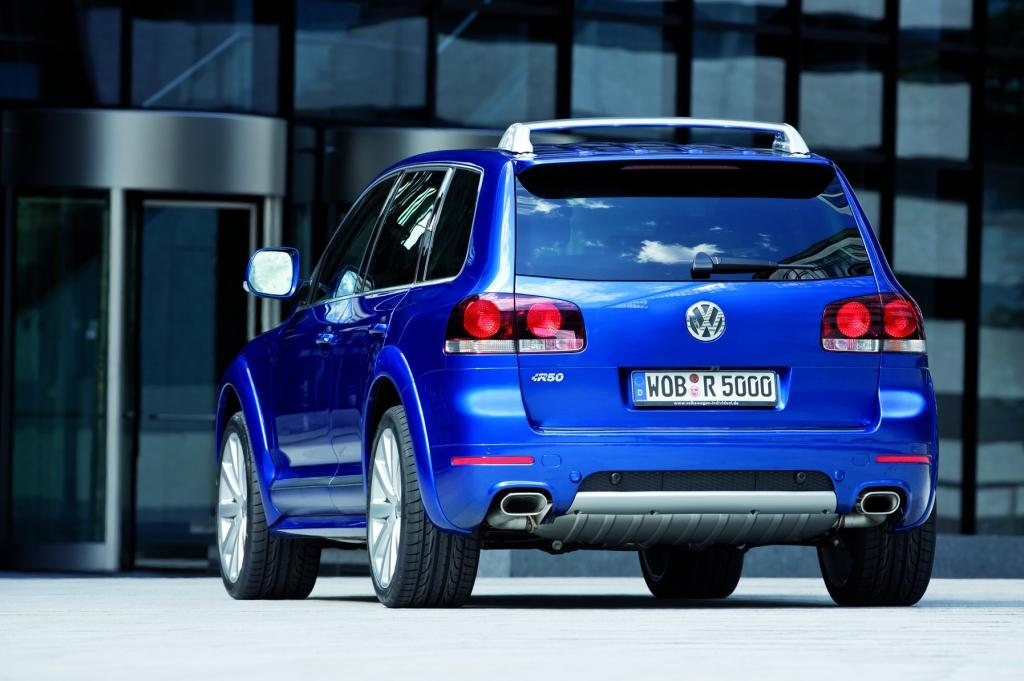 VW Touareg R50