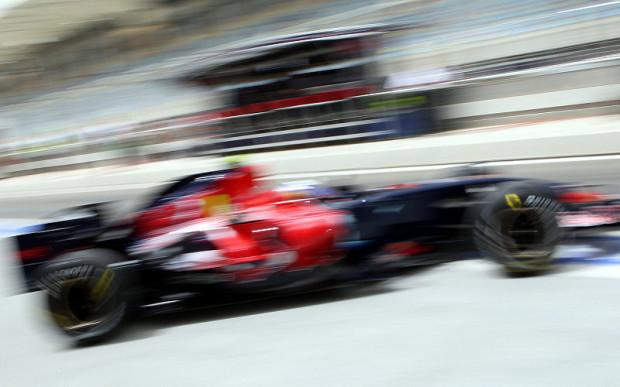 Vettel bei den deutschen Fans: Auf nach Oschersleben