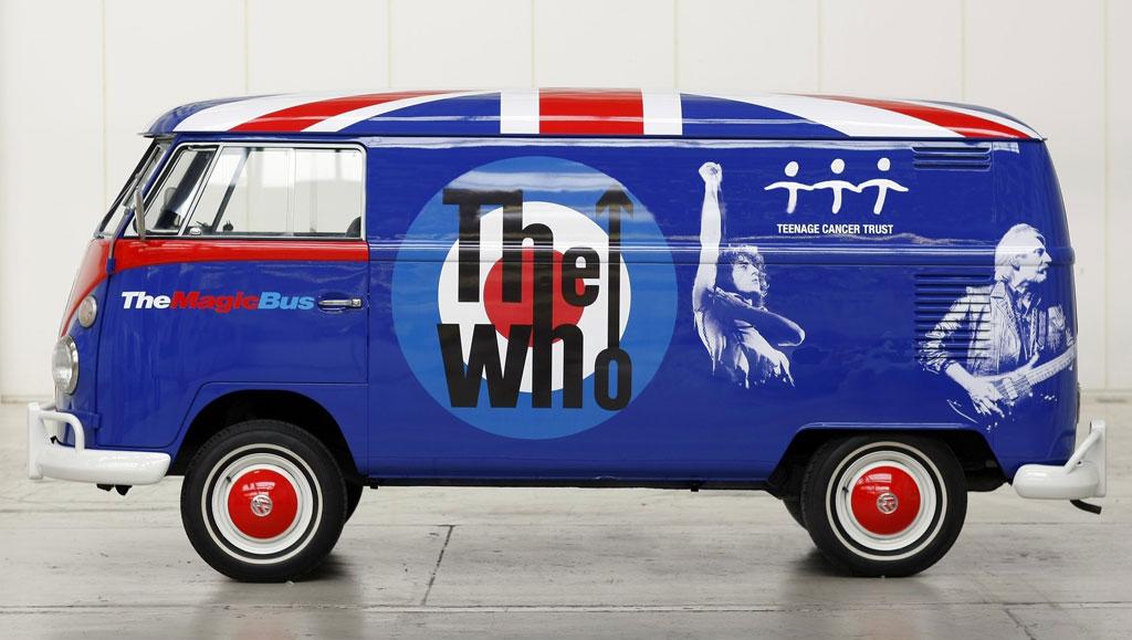 Volkswagen Magic Bus