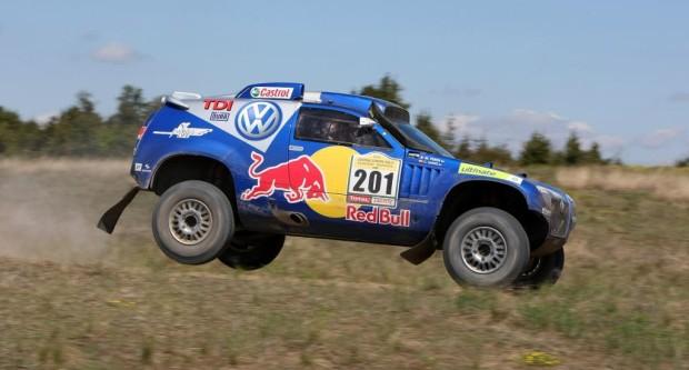Volkswagen gewinnt Auftaktetappe der Zentral-Europa-Rallye