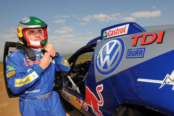 Volkswagen gewinnt erste Zentral-Europa-Rallye