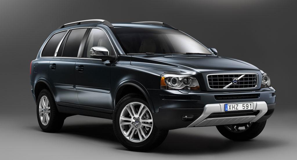 Volvo wertet Executive-Ausstattung für S80 und XC90 auf