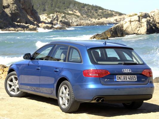 Vorstellung Audi A4 Avant: Der Schönheitswettbewerb ist entschieden