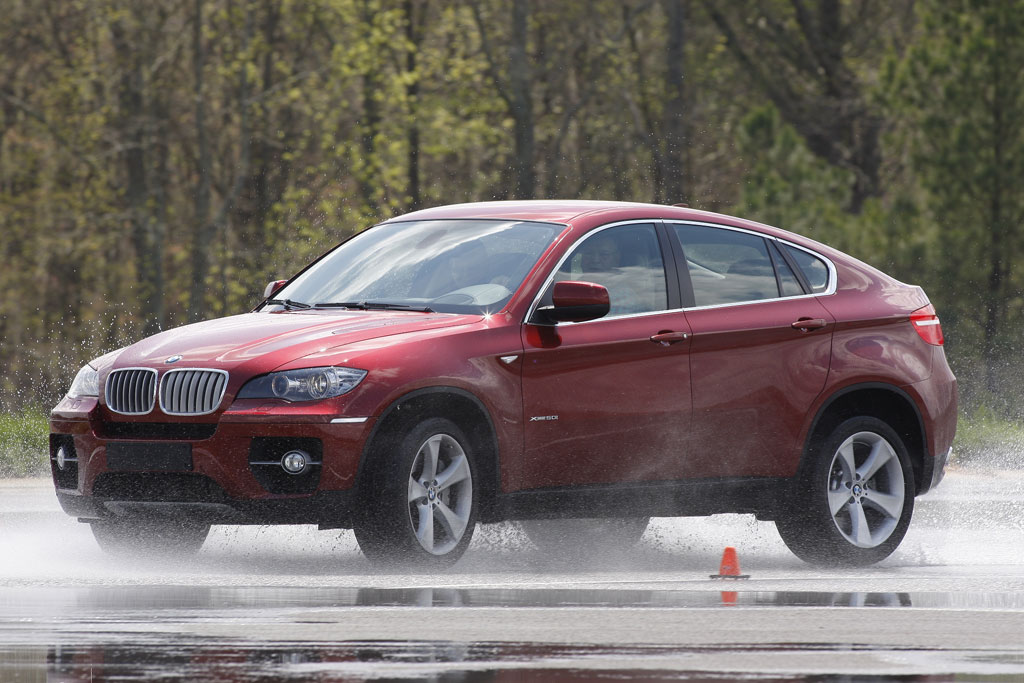 Vorstellung BMW X6: Mit Volldampf in die Lücke
