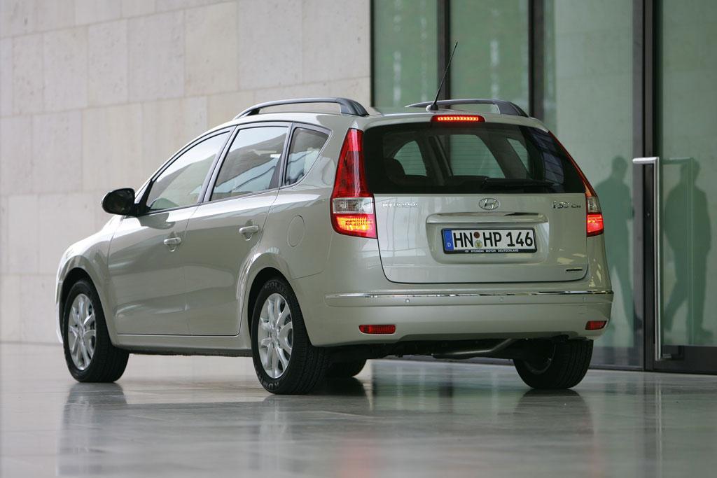 Vorstellung Hyundai i30cw: Innere Größe