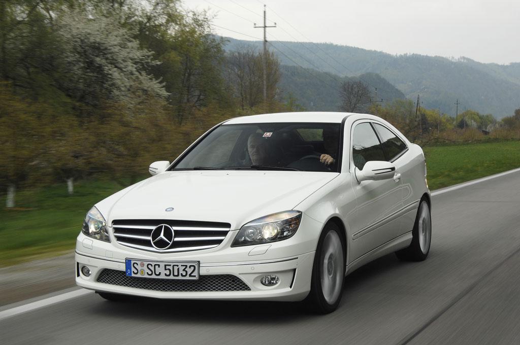 Vorstellung Mercedes-Benz CLC: Fahrspaß für Einsteiger