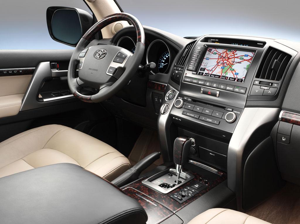 Vorstellung Toyota Land Cruiser V8: Die Legende lebt weiter