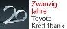 20 Jahre Toyota-Kreditbank