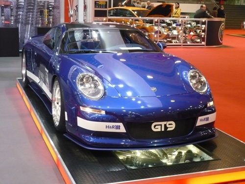 409 km/h im GT9 - Weltrekord