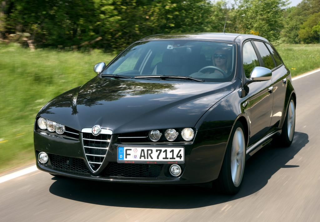 Alfa 159 Sportwagon