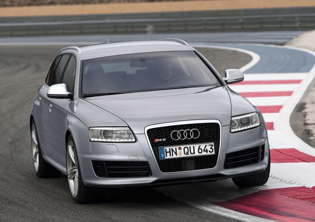 Audi RS 6 Avant: Zu spät kommen – das war gestern