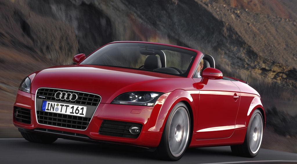 Audi TT TDI Roadster