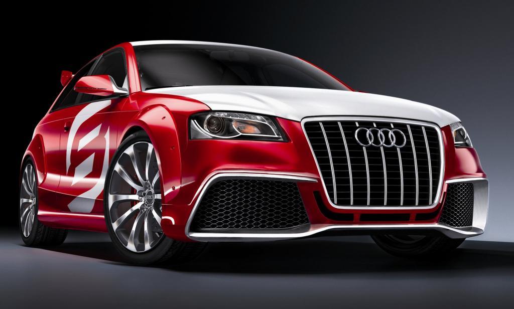 Audi macht am Wörthersee dicke Backen