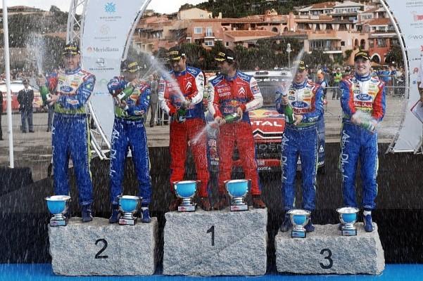BP Ford verliert Rallye Sardinien: Sieg verschenkt