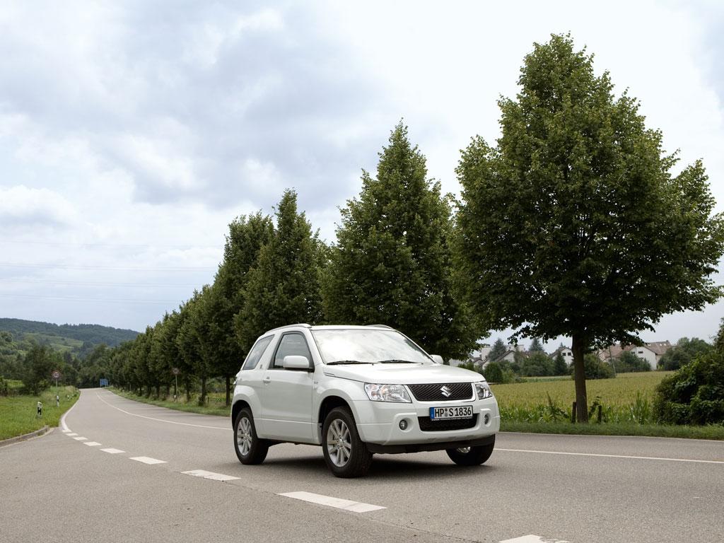 Behindertengerechtes Fahrzeug von Suzuki