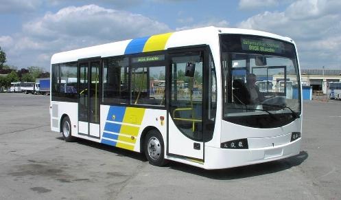 ContiTech rüstet ungarische Busflotte um