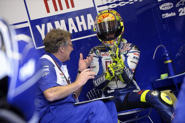 Der nächste Rossi Meilenstein: Lorenzo hatte es schwerer als sonst
