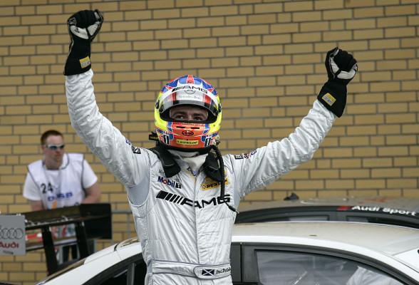 Di Resta dominiert 4. Saisonlauf: Mercedes in alter Stärke