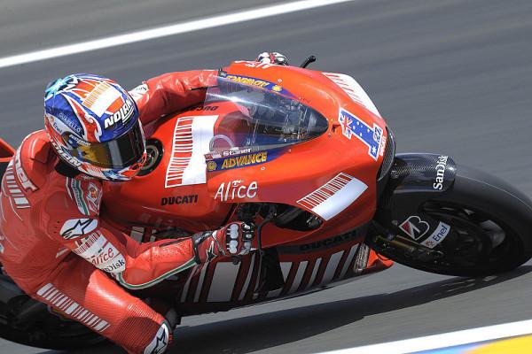 Ducati motiviert für das Heimrennen: Eine rote Party