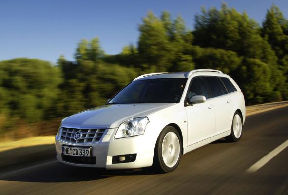 Fahrbericht Cadillac BLS Wagon 1.9 TiD: Mit dem Kombi auf Erfolgskurs