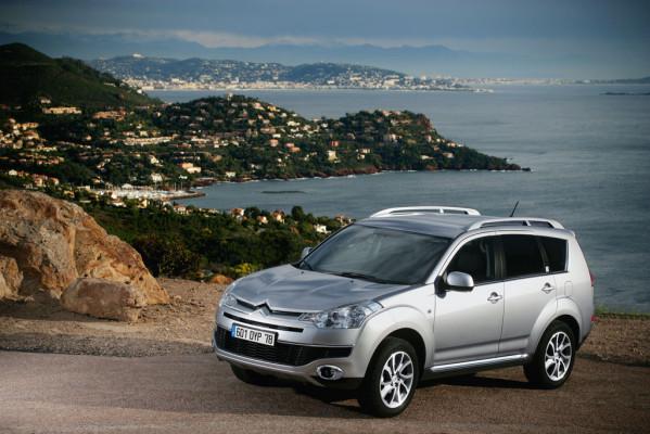Fahrbericht Citroën C-Crosser HDi 155 Executive: Lücke geschlossen