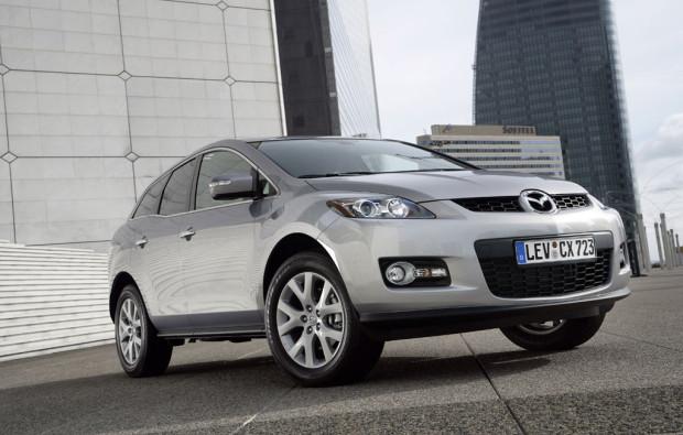 Fahrbericht Mazda CX-7: Große Mischung