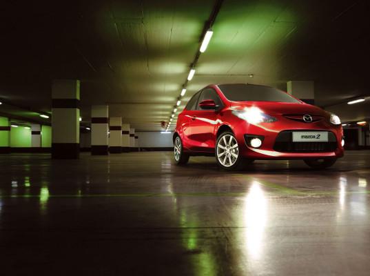 Fahrbericht Mazda2: Erfolgreiche Diät