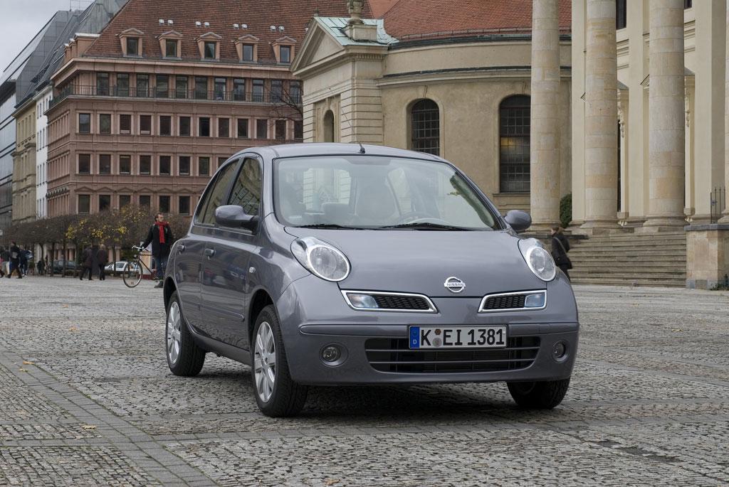 Fahrbericht Nissan Micra 1,5 dCi Acenta: Spritziger Kleinwagen