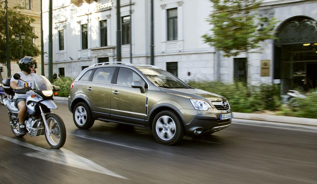 Fahrbericht Opel Antara 2.0 CDTI Cosmo: Erfolgreich etabliert