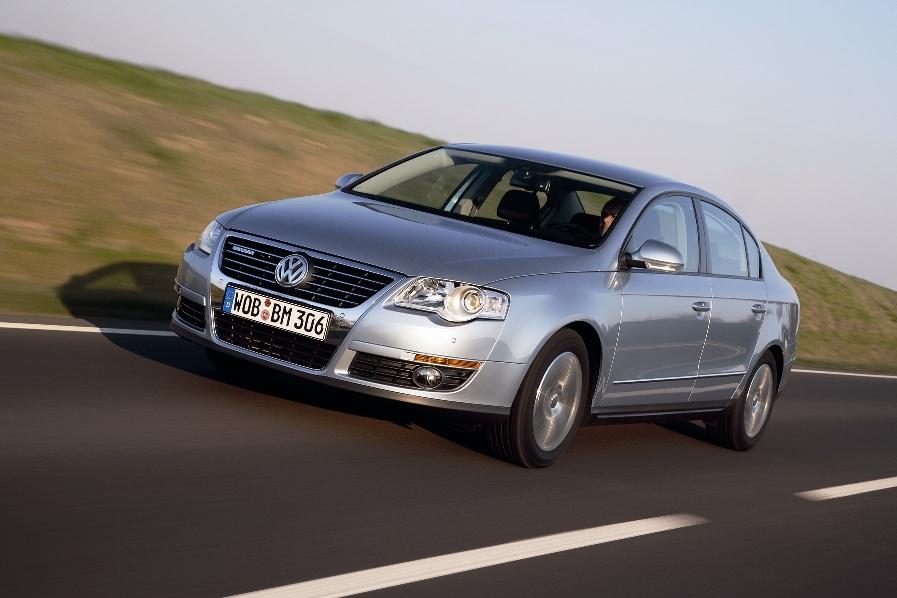 Fahrbericht Volkswagen Passat Blue Motion: Bloß nicht auffallen