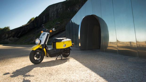 Fahrbericht Yamaha Giggle 50: Ein Roller setzt Maßstäbe