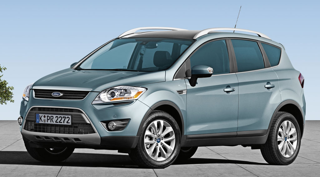 Ford Kuga hat Allergie getesteten Innenraum