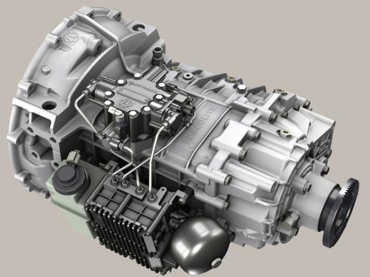 Getriebe von ZF für Iveco Eurocargo
