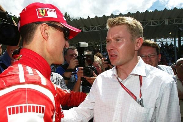 Häkkinens Schumacher-Ehre: Beidseitiger Respekt
