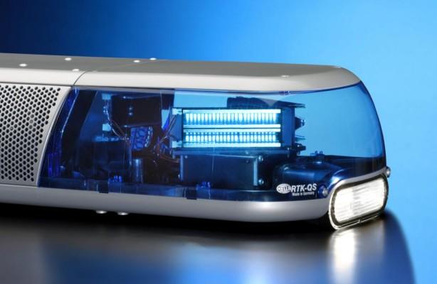 LED-Sondersignalanlage für Einsatzfahrzeuge