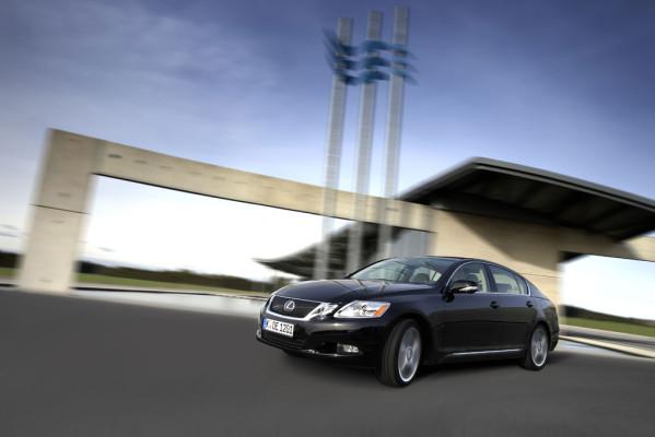 Lexus GS 460 neues Topmodell