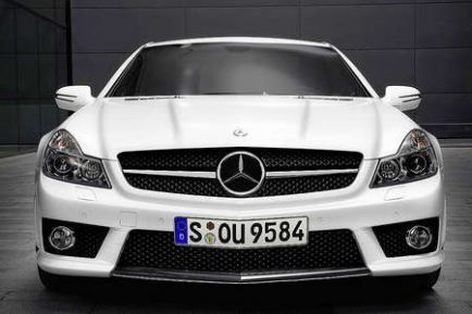 Limitierter Mercedes-Benz SL 63 AMG Edition IWC