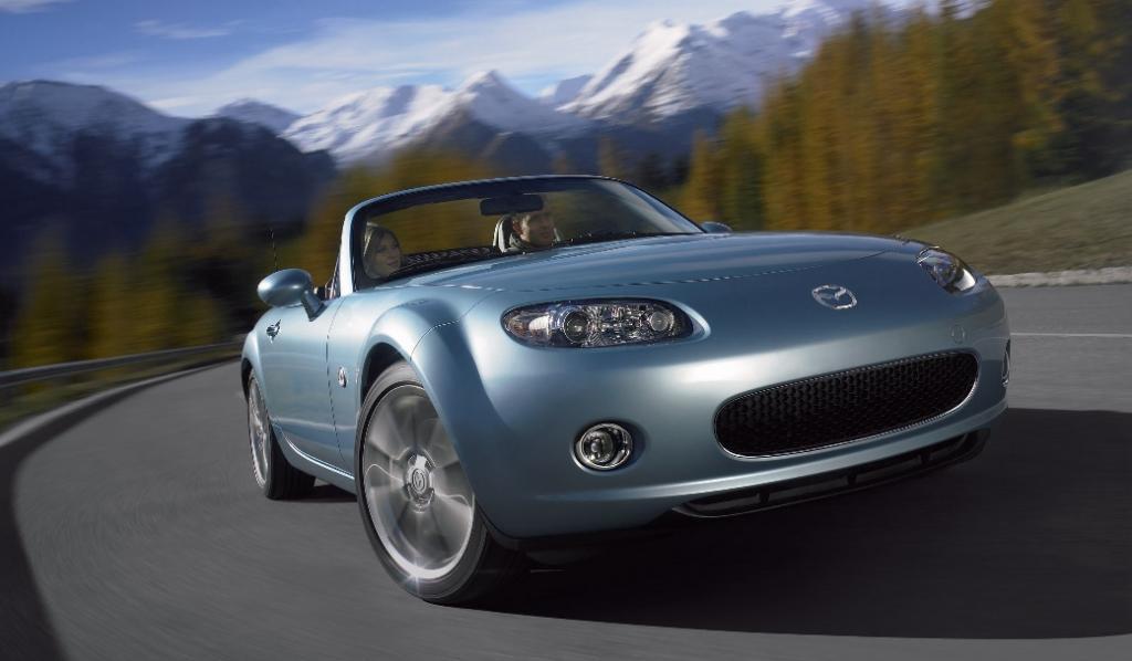 Mazda bietet Plus-Paket für den Mazda MX-5 Niseko an