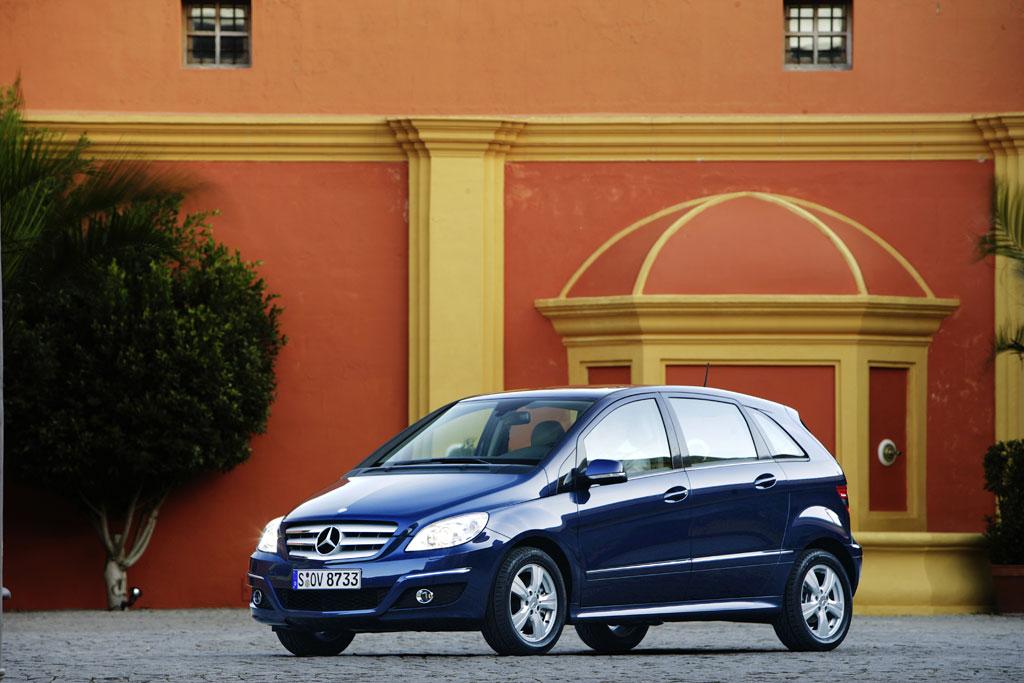 Mercedes-Benz B-Klasse: Solider – Sparsamer – Stilvoller