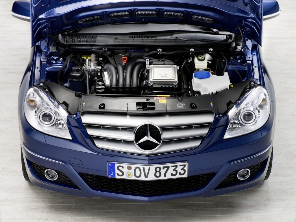 Mercedes-Benz B-Klasse
