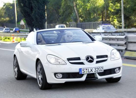 Mercedes-Benz liefert 500 000sten SLK aus