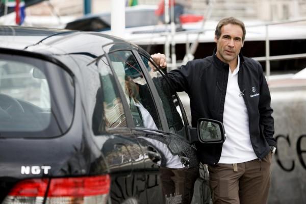 Mercedes-Benz unterstützt Projekt von Mike Horn