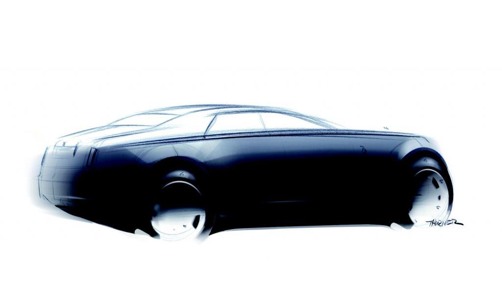 Neues Einstiegsmodell von Rolls-Royce