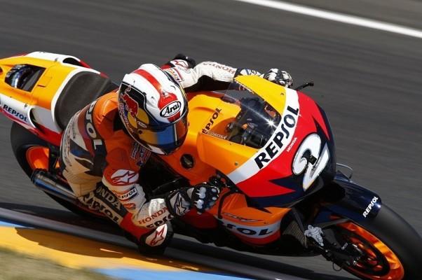 Pedrosa entschuldigte sich: Hayden erklärte Le Mans zur Hassstrecke