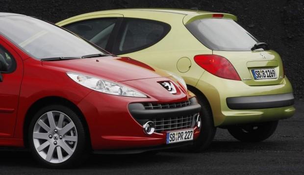 Peugeot 207 im April erfolgreichstes Importauto