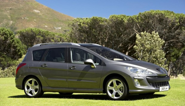 Peugeot 308 SW ab 17. Mai beim Händler