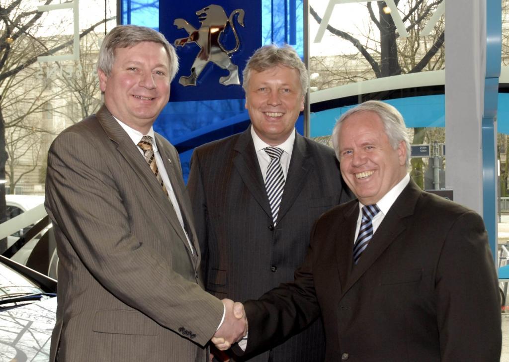Peugeot schließt Flottenvertrag mit Nokia Siemens Networks